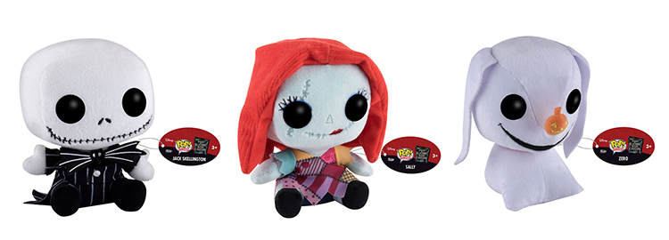 Nightmare Before Christmas Pop! Plush Coming Soon! - Second Union