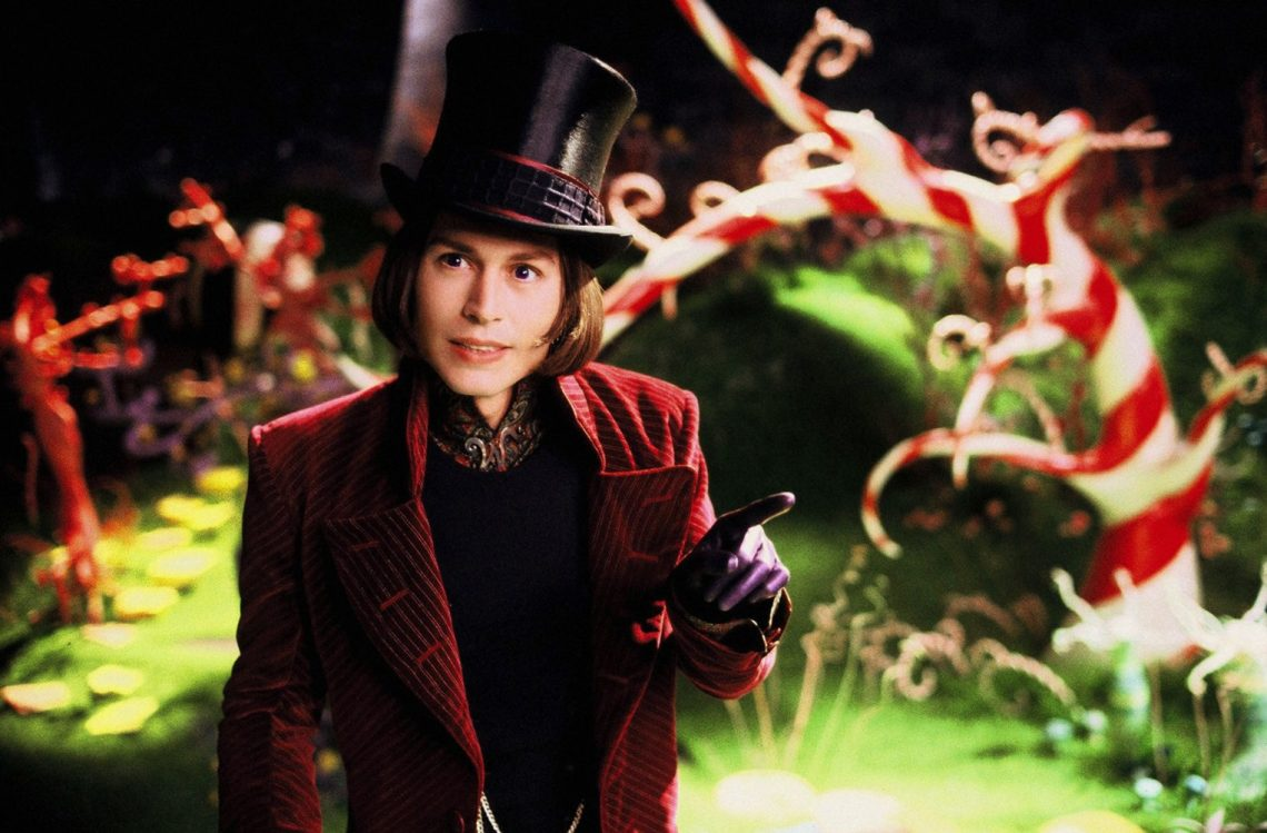 REWIND: Charlie and the Chocolate Factory (2005) - Movie Review ...
