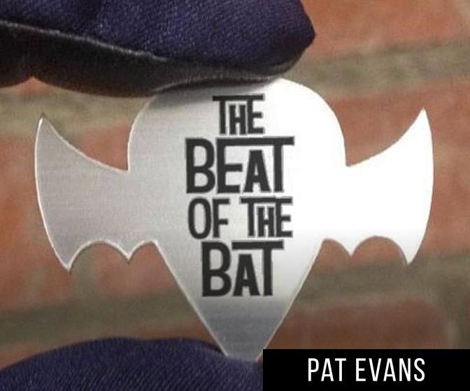 INTERVIEW: Pat Evans